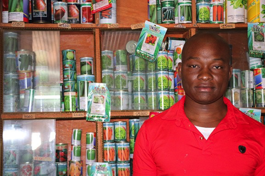 Making agriculture profitable and cool for youth in Africa
